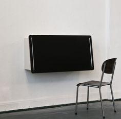 S01 Wall Mounted Desk By Studio Unieke