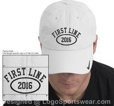 68a87168ace LogoSportswear.com Saved Design - Custom NIKE Sphere Dry Cap (12546020)  Custom Logos