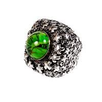 Dian Malouf Large Crosses All Over Ring