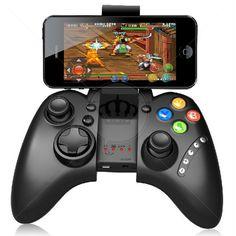 Controle Joystick Bluetooth Wireless iPega para Android/iOS