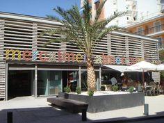 La Vila Joiosa - Villajoyosa. Mercado central