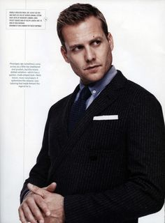 Tracey Mattingly - News - Gabriel Macht in Sharp Magazine : Lookbooks - the Technology behind the Talent.