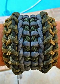 Sanctified Paracord Bracelet