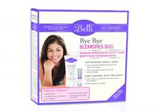 #Giveaway! Belli Bye Bye Blemishes Duo (Ends 8/11)