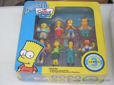 """""""Greetings from Springfield"""" de THE SIMPSONS. Serie 3"""