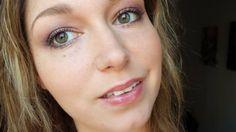 fresh make up, natural look using urban decay naked2