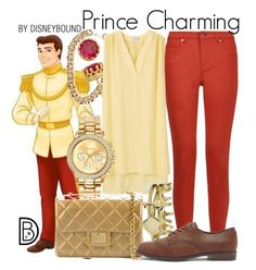 """""""Prince Charming"""" by leslieakay ❤ liked on Polyvore featuring Hobbs, Charlotte Russe, Gioelli Designs, MANGO, Mestige, Bling Jewelry, Design Inverso, Forever 21, disney and disneybound"""