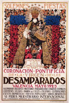 Carteles antiguos de Valencia