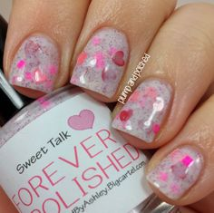Plump and Polished: Forever Polished - Sweet Talk