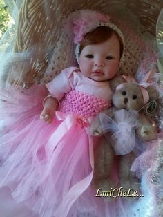 Meet Mikayla Completed Reborn Baby Doll by LittleBlessingsFaith, $179.00