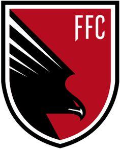 Football as Football   Atlanta-- awesome redesigns #logos #football