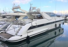 Tax paid Ultra-luxurious rocketship with twin MTUs General Information Manufacturer/Model Overmarine Mangusta 80 Open Designer Overmarine Year 2003 Category Power New or Used. Boat, Luxury, Design, Dinghy, Boats, Design Comics
