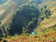 Traveling in northern Vietnam. Muong Hoa valley. www.north-vietnam.com #vietnam #trekking #travel #wander #valley #mountains