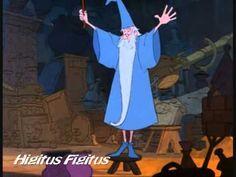 La Spada Nella Roccia - Higitus Figitus