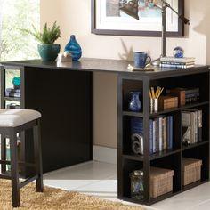 Three Posts Writing Desk & Reviews | Wayfair