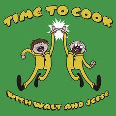 Adventure Time   38 Mind-Blowing 'Breaking Bad' Mashups