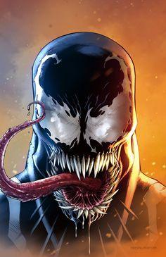 Venom - Mike S. Miller