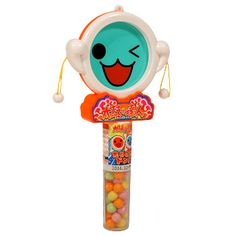 Toy Drum with Candy