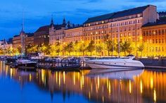 Helsinkin enjoys the afterglow of its reign as last year's World Design Capital