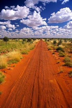 Outback dirt road in Western Australia. Western Australia, Australia Travel, Australia Country, Melbourne Australia, Brisbane, Great Barrier Reef, Places Around The World, Around The Worlds, Australia Occidental