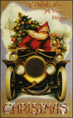 Vintage Santa Claus - Santa Claus - Vintages Cards - Christmas Wallpapers, Free ClipArt for Xmas, Icon's, Web Element, Victorian Christmas Photos and Vintage Santa Claus pictures Images Noêl Vintages, Images Vintage, Vintage Christmas Images, Old Fashioned Christmas, Christmas Past, Victorian Christmas, Vintage Holiday, Christmas Pictures, Christmas Greetings