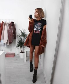 Winter Fashion Trends 2020 for Casual Outfits – Fashion Style Outfits, Mode Outfits, Casual Outfits, Fashion Outfits, Grunge Outfits, Casual Party Outfit Teen, School Outfits, Teen Party Outfits, Fashion Boots