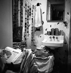 Vivian's darkroom