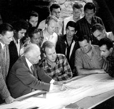 Frank Lloyd Wright and the Taliesin Fellowship