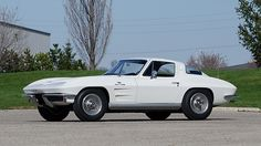 1964 Chevrolet Corvette Tanker 327/375 HP, 4-Speed, NCRS Top Flight presented as lot S208 at Kissimmee, FL