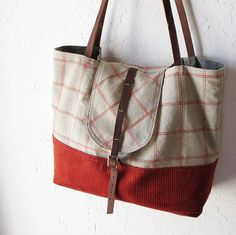 Great weekend bag! From Etsy shop Infusion http://www.etsy.com/shop/infusion?ref=pr_shop_more