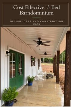 Metal Building House Plans, Pole Barn House Plans, Building A New Home, Metal Barn Homes, Pole Barn Homes, Pole Barns, Cottage House Plans, Small House Plans, Cottage Homes