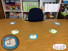 Teacher Created Resources ~ Classroom Pick Me Up and Step Into Spring Giveaway!