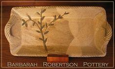 Barbarah Robertson Pottery - Serving Tray