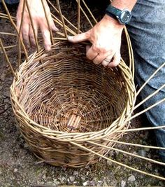 Celtic Frame Basket Making – 6th April 2013 – 10am – 4pm