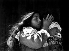 Mariana Yampolsky turned to photography in 1948 and went on to become one of Mexico's greatest photographers, utilizing photography to capture the diginity and cultural heritage of Mexico's indigenous people.