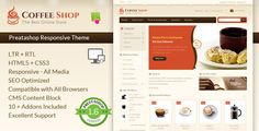 See More Coffee Shop - Prestashop Responsive Templatein each seller & make purchase online for cheap. Choose the best price and best promotion as you thing Secure Checkout you can trust Buy best