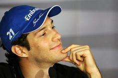 Grande Prêmio de Cingapura: Bruno Senna lamenta tempo perdido por acidente