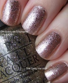 OPI Spark de Triomphe Orly Rage