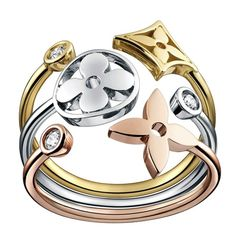 Louis Vuitton mixed metals <3