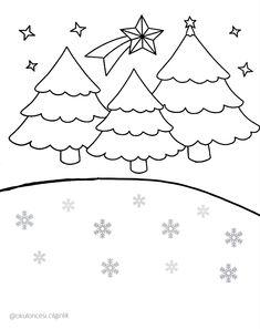 Classroom Activities, Coloring Pages, Kindergarten, Preschool, Winter, Children, Christmas, Crafts, Painting
