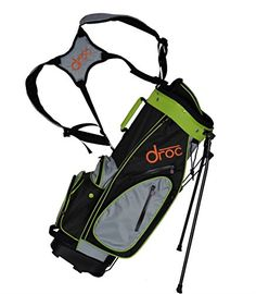 Best Golf Bags | Droc  Dimond Golf Bag Age 10  14 Gray_Lime 32 *** You can get additional details at the image link. Note:It is Affiliate Link to Amazon.