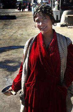Frauen usbekistan hübsch Persische Frauen