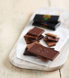 We have plenty of Fairtrade products in store - this Moser Roth chocolate is simply delicious!