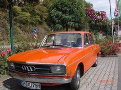 Audi 75 1972