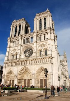 Notre Dame, Paris, France | Flickr - Photo Sharing!