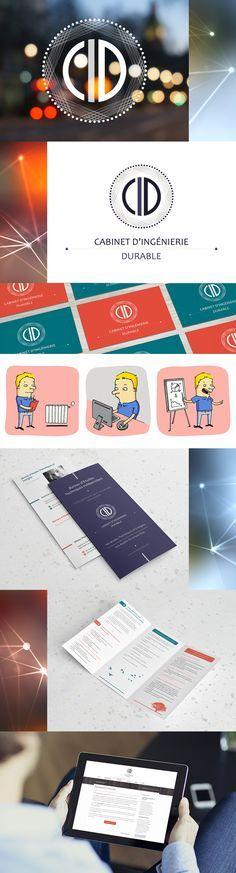 logo, connections, bâtiment, entreprise, agence communication, graphiste www.ehopdesign.fr