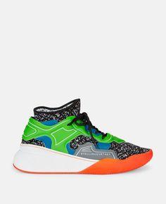 huge discount 13d60 9f73f Glueless Running Sneaker Multicolour Running Sneakers, High Top Sneakers, Sneakers  Nike, Air Jordans