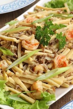 Try this healthy and delicious Sauteed Bamboo Shoots recipe. Low in calorie and rich in dietary fiber and a good source of vitamins and minerals. Filipino Recipes, Asian Recipes, Filipino Food, Ethnic Recipes, Filipino Dishes, Filipino Desserts, Chicken Sotanghon Soup, Steamed Pork Buns, Fried Pork