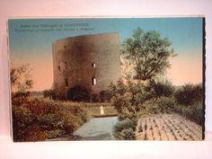Ruine van Teylingen (ansichtkaart)