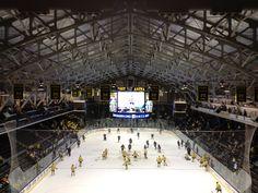 Yost Ice Arena Ann Arbor, MI